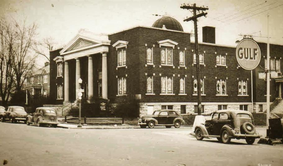 old FUMC building